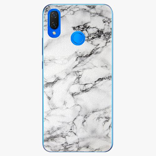 Plastový kryt iSaprio - White Marble 01 - Huawei Nova 3i