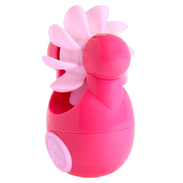 Dámský stimulátor Sqweel Go - Oral Sex Toy Pink