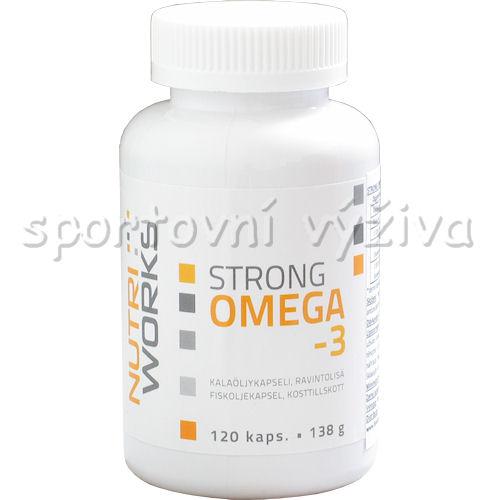 Strong Omega 3 120 kapslí