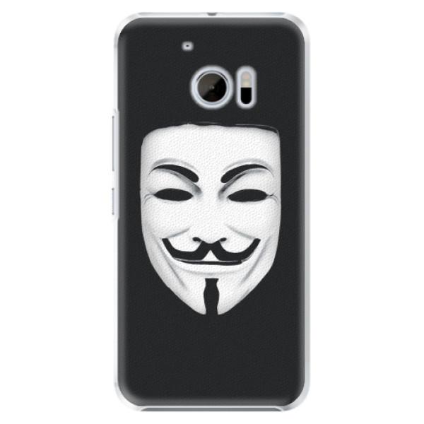 Plastové pouzdro iSaprio - Vendeta - HTC 10