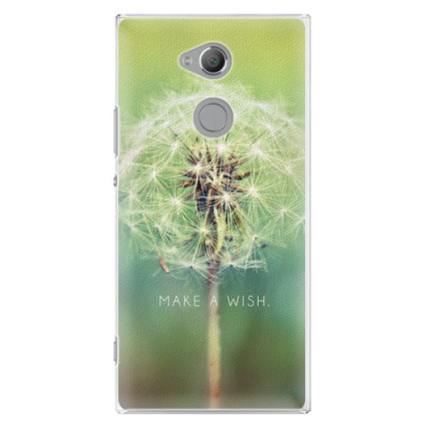 Plastové pouzdro iSaprio - Wish - Sony Xperia XA2 Ultra