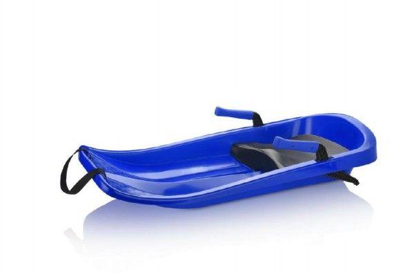 Boby Champion se sedátkem plast 85x40cm modré v sáčku