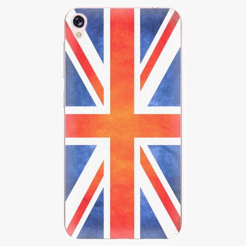 Plastový kryt iSaprio - UK Flag - Asus ZenFone Live ZB501KL