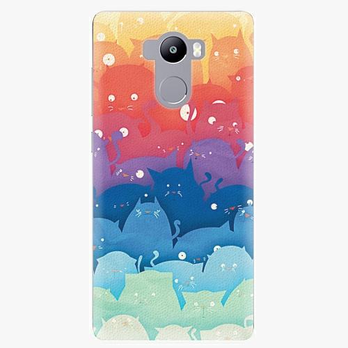 Plastový kryt iSaprio - Cats World - Xiaomi Redmi 4 / 4 PRO / 4 PRIME