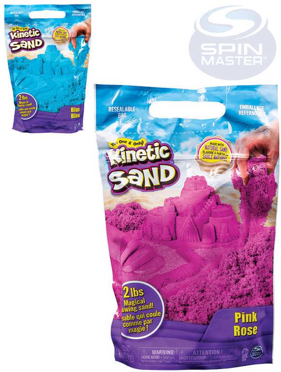 SPIN MASTER Písek magický Kinetic Sand 0,9kg různé barvy v sáčku