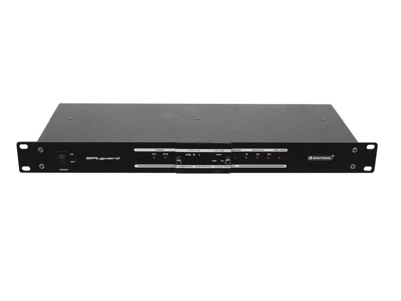 Omnitronic SPL-1 SPL limiter + měřicí mikrofon