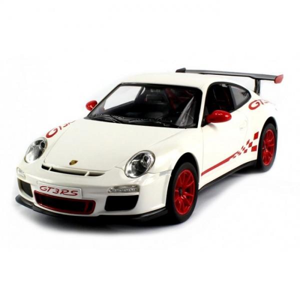Porsche 911 GT3 RS, bílá 1/14, RC auto