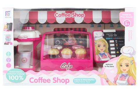 Kavárna s doplňky