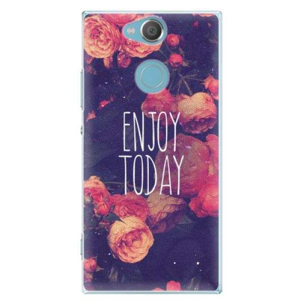 Plastové pouzdro iSaprio - Enjoy Today - Sony Xperia XA2