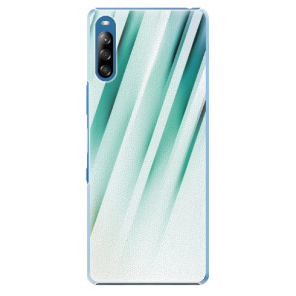 Plastové pouzdro iSaprio - Stripes of Glass - Sony Xperia L4