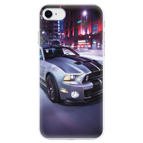 Plastové pouzdro iSaprio - Mustang - iPhone SE 2020