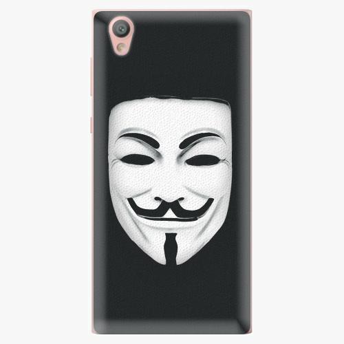 Plastový kryt iSaprio - Vendeta - Sony Xperia L1