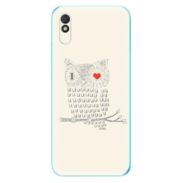 Odolné silikonové pouzdro iSaprio - I Love You 01 - Xiaomi Redmi 9A