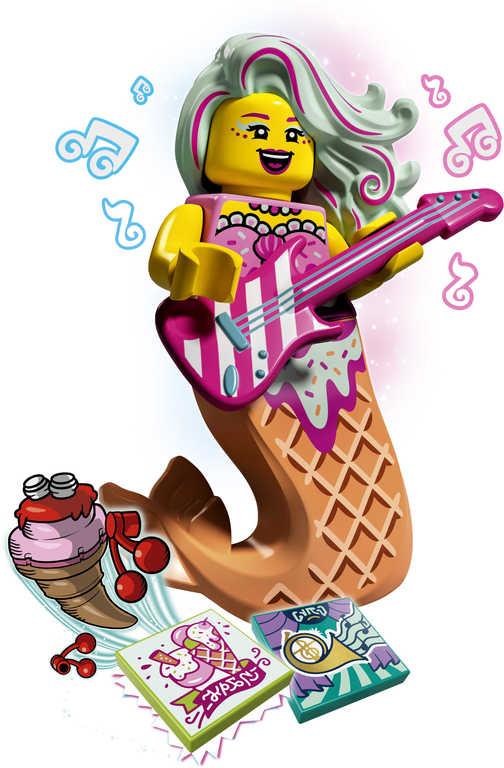 LEGO VIDIYO Candy Mermaid BeatBox 43102 STAVEBNICE