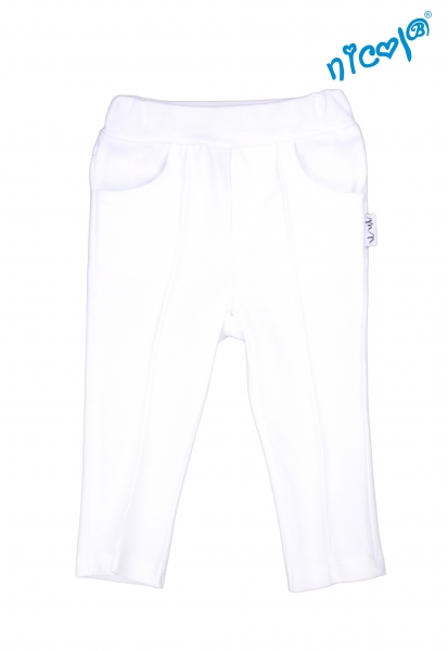detske-bavlnene-kalhoty-nicol-sailor-bile-vel-116-116