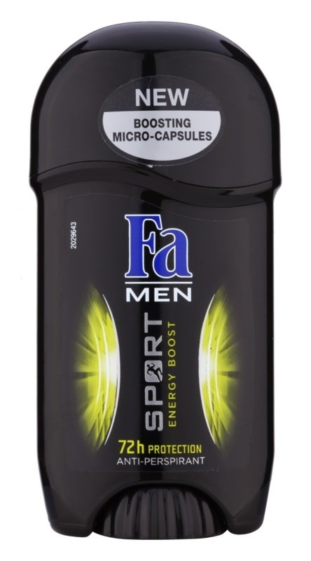 Men Sport Energy Boost antiperspirant 50ml