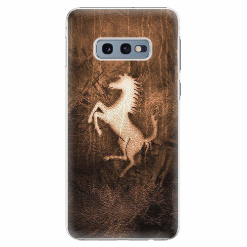 Plastový kryt iSaprio - Vintage Horse - Samsung Galaxy S10e