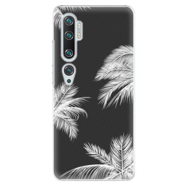 Plastové pouzdro iSaprio - White Palm - Xiaomi Mi Note 10 / Note 10 Pro