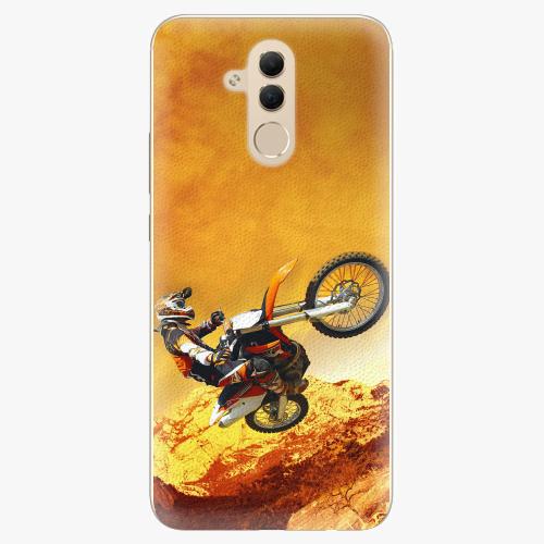 Plastový kryt iSaprio - Motocross - Huawei Mate 20 Lite