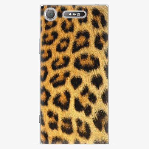 Plastový kryt iSaprio - Jaguar Skin - Sony Xperia XZ1