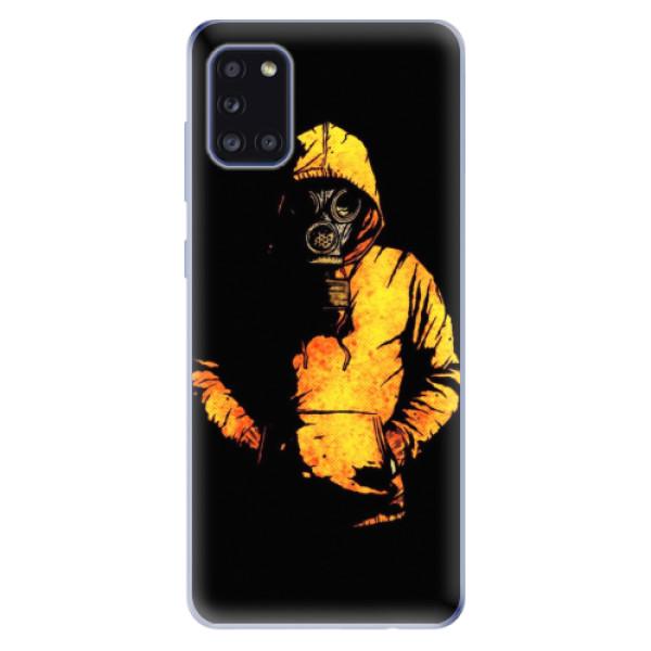 Odolné silikonové pouzdro iSaprio - Chemical - Samsung Galaxy A31