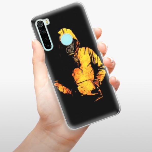 Odolné silikonové pouzdro iSaprio - Chemical - Xiaomi Redmi Note 8