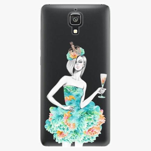 Plastový kryt iSaprio - Queen of Parties - Xiaomi Mi4