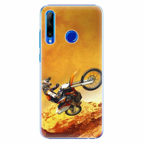 Plastový kryt iSaprio - Motocross - Huawei Honor 20 Lite