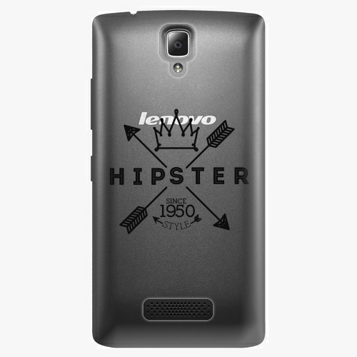 Plastový kryt iSaprio - Hipster Style 02 - Lenovo A2010