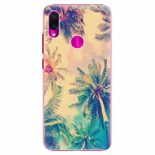 Plastový kryt iSaprio - Palm Beach - Xiaomi Redmi Note 7