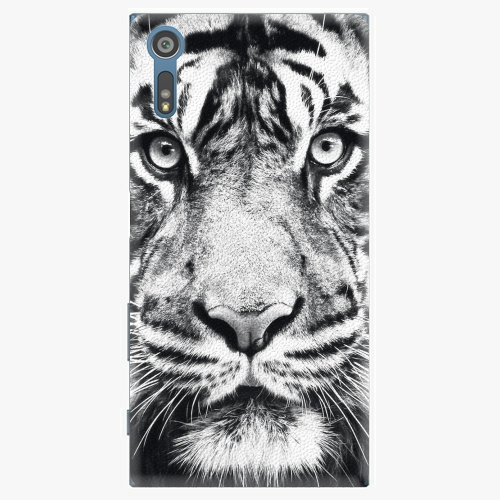 Plastový kryt iSaprio - Tiger Face - Sony Xperia XZ