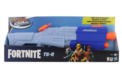 Nerf Fortnite Snobby Shotty TV 1.5 - 30.8.2019