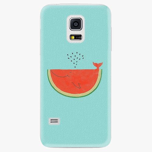Plastový kryt iSaprio - Melon - Samsung Galaxy S5 Mini