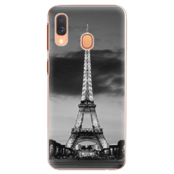 Plastové pouzdro iSaprio - Midnight in Paris - Samsung Galaxy A40