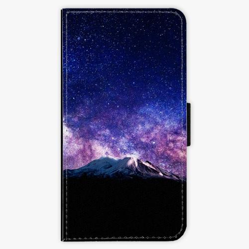 Flipové pouzdro iSaprio - Milky Way - Samsung Galaxy S7