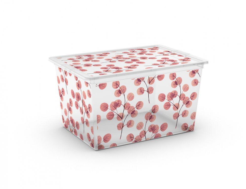 Plastový úložný box KIS C NATURE - XL