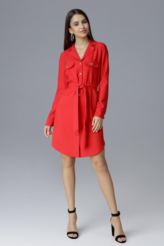 Denní šaty model 126029 Figl