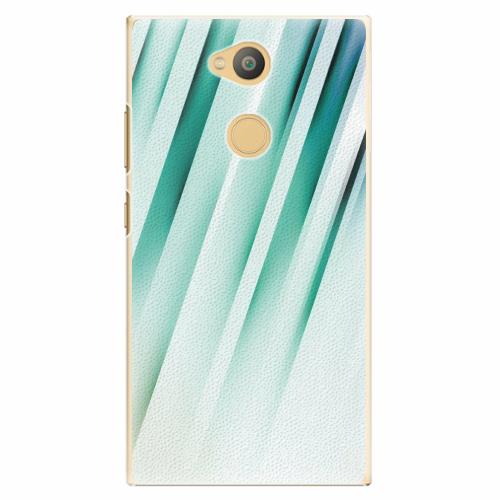 Plastový kryt iSaprio - Stripes of Glass - Sony Xperia L2