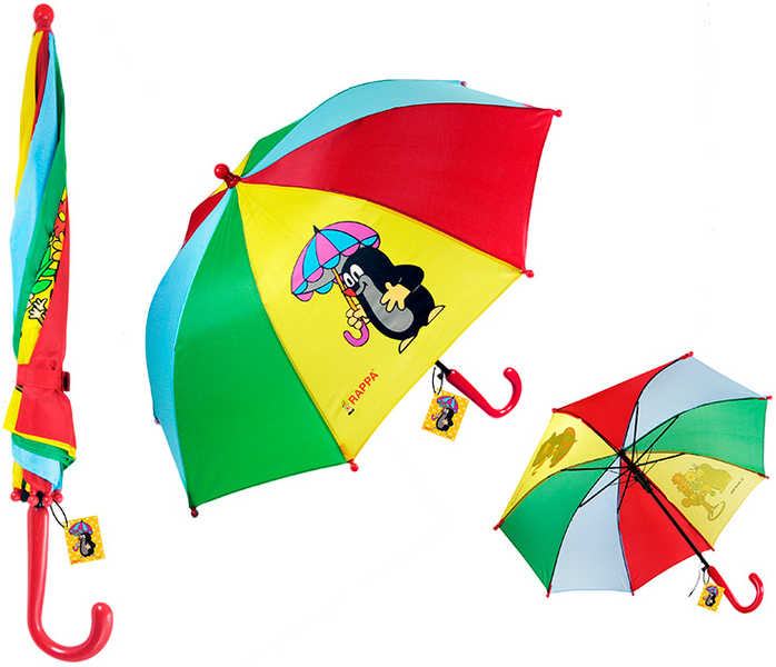 Deštník dětský Krtek (krteček) 2 obrázky