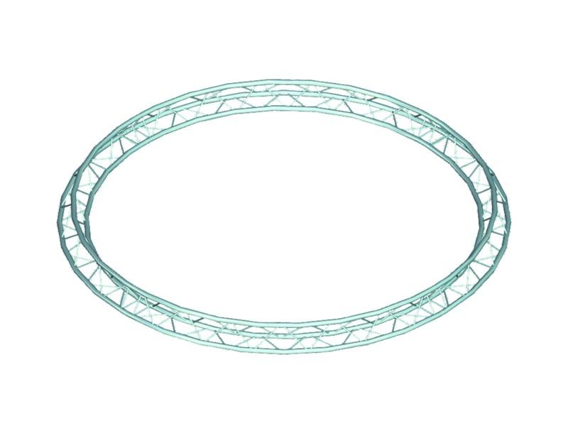 Trilock 6082 kruh, d=6 m (vnitřní), vrcholem ven