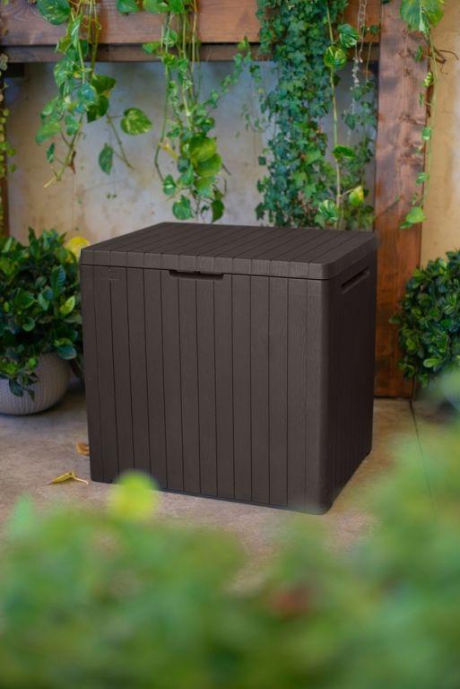 Zahradní úložný box - 55 x 58 x 44 cm