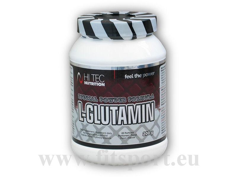 L-Glutamin 200g