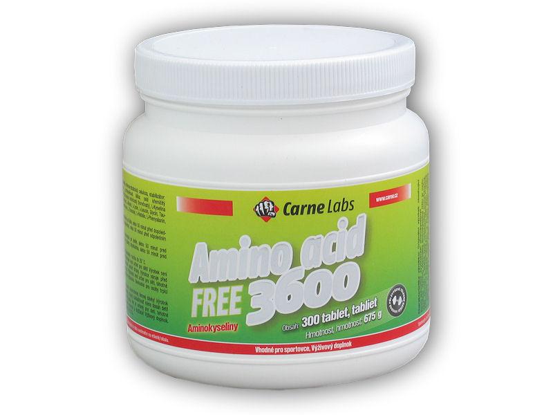 Amino Acid free 3600 300 tablet
