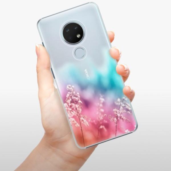 Plastové pouzdro iSaprio - Rainbow Grass - Nokia 6.2