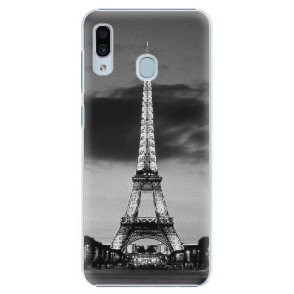 Plastové pouzdro iSaprio - Midnight in Paris - Samsung Galaxy A30