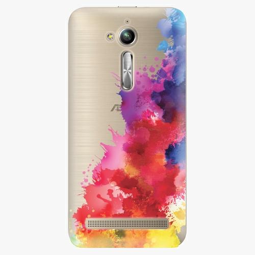 Plastový kryt iSaprio - Color Splash 01 - Asus ZenFone Go ZB500KL