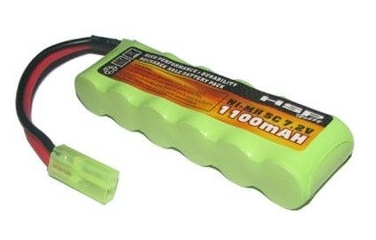 7.2V 1100mAh – 28003 battery pack