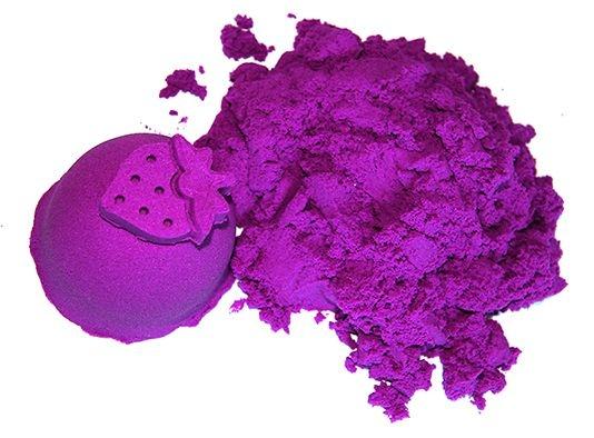 Adam Toys, Kinetický písek - fialový - 2kg