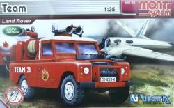 SEVA Monti System 03 Auto Land Rover TEAM 21 stavebnice MS03 0101-3