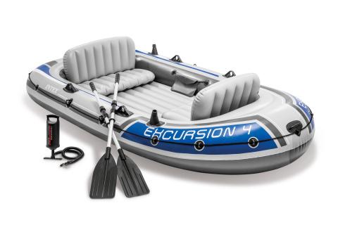 INTEX člun Excursion 4 68324